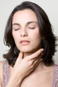Thyroid problems in women