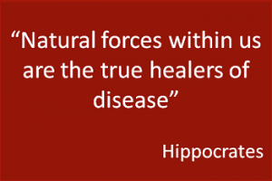 Natural healers of disease