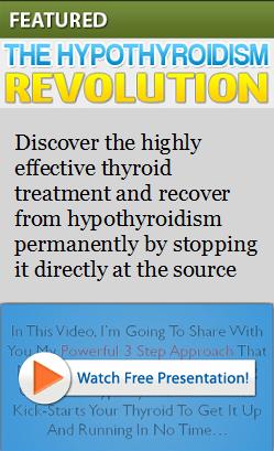 Best hypothyroidism treatment
