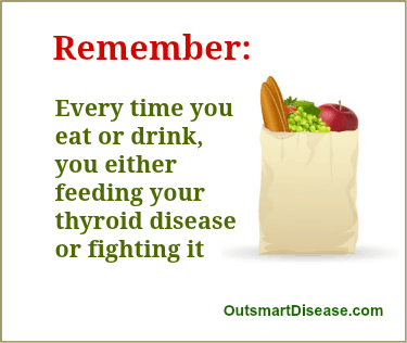 Thyroid diet food to add
