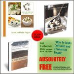 Optimal Thyroid Diet: Get 3 Amazing eBooks Absolutely Free