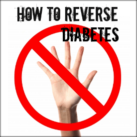 How to reverse diabetes