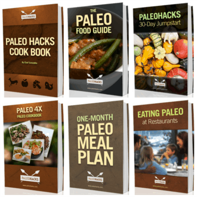 Paleo Hacks Cookbooks