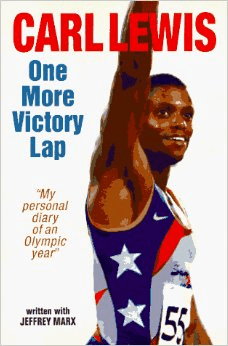 Carl Lewis's book about his experience with hypothyroidism