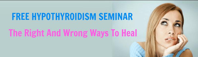 Free Hypothyroidism Seminar