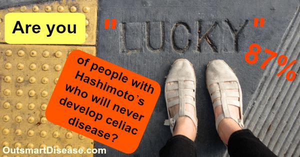 Hashimoto's and celiac