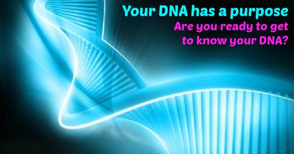 DNA purpose