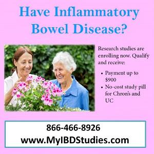IBD clinical trials USA