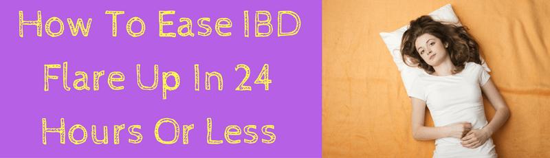 IBD flare ups