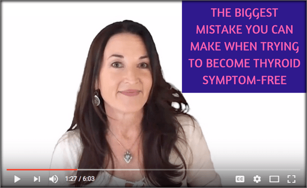 Lisa LeVerrier thyroid video