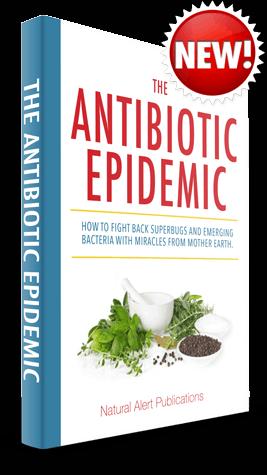antibiotics book