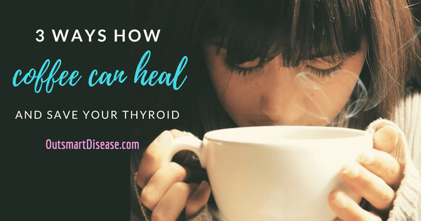 Coffee and hypothyroidism