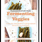 Fermenting Veggies