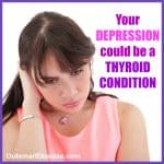 Depression And Thyroid