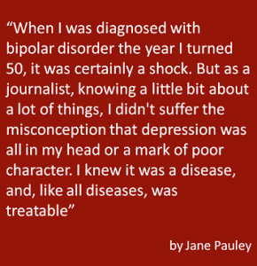Depression and disease
