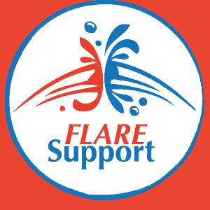 IBD flare support
