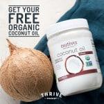 Nutriva coconut oil