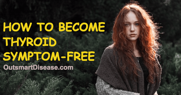 thyroid symptom-free