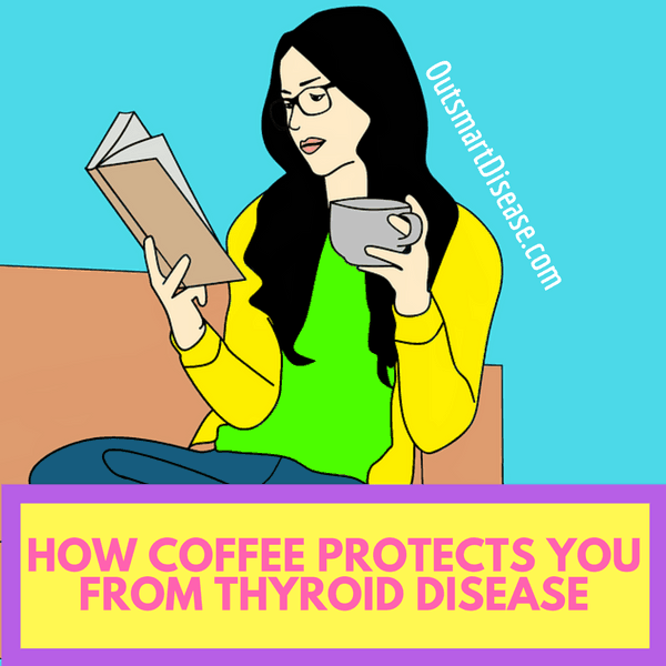 Coffee for thyroid