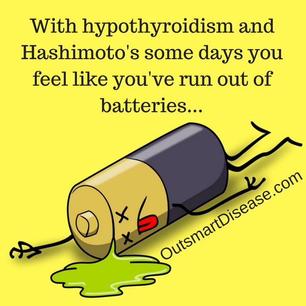 Hashimoto's fatigue