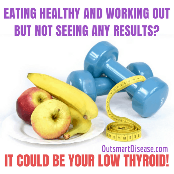 Low Thyroid Exercise