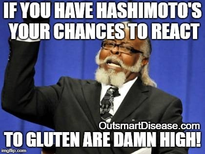 Hashimotos And Gluten