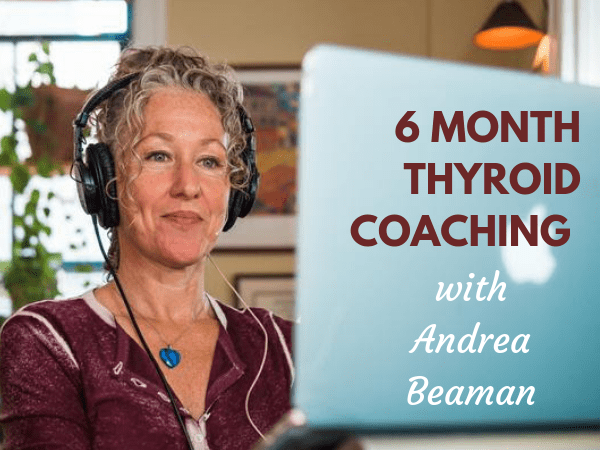 thyroid coaching